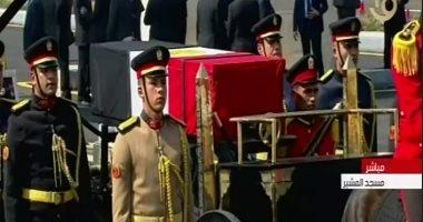 علاء مبارك : نتقدم بالشكر لكل من واسانا وشاركنا حزننا فى مصابنا الجلل
