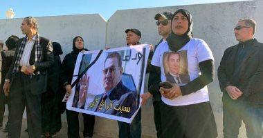 السماح بدخول مواطنين لمسجد المشير طنطاوي لحضور جنازة مبارك