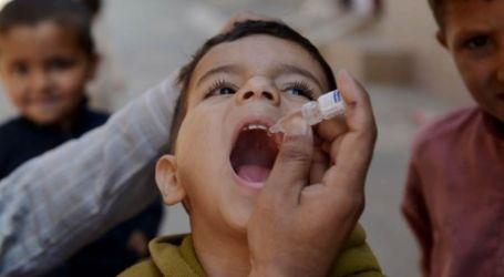 تطعيم 16.7 مليون طفل بالحملة القومية ضد شلل الأطفال بالمجان