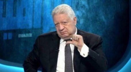 """مرتضى منصور لعمرو الجنايني: """"عقوباتك لا قيمة لها وغصب عنك بعلِّمك القانون"""""""