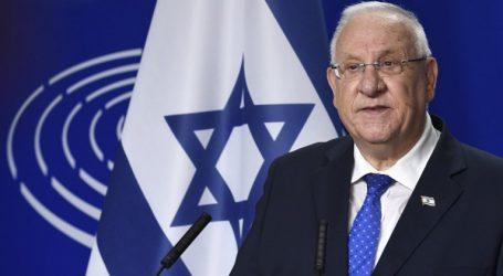 """الرئيس الإسرائيلي """"ريفلين"""" يعزي بوفاة مبارك"""