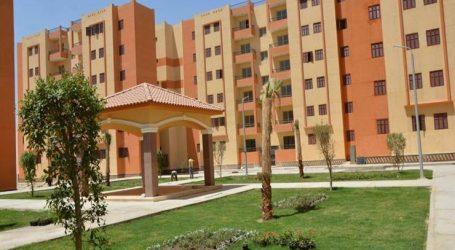 """الإسكان تبدأ تسليم وحدات المرحلة الأولى بـ""""سكن مصر"""" الأسبوع الجارى"""
