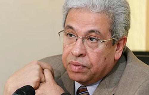 الكاتب والمحلل السياسي عبد المنعم سعيد