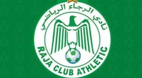 الرجاء المغربى يعلق جميع الأنشطه الرياضية فى النادي لأجل غير مسمي بسبب كورونا
