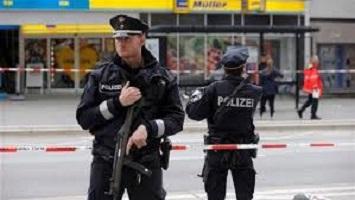 هجوم من شاب تونسى علي مجموعة من المارة فى ألمانيا بسلاح أبيض