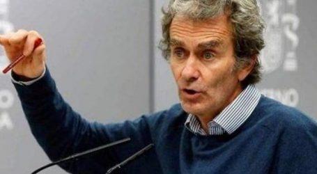 كوفيد 19 يصيب رئيس الطوارئ الصحية فى إسبانيا المسئول عن مواجهة كورونا بالفيروس