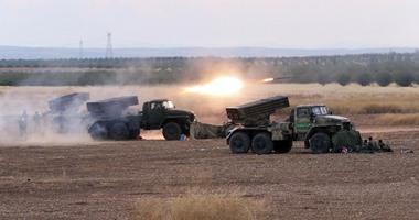 سانا : تركيا تطلق قذائف مدفعية على قريتين شمال حلب