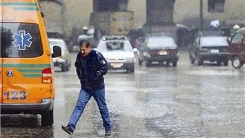 الأرصاد تكشف عن أماكن الأمطار بمحافظات الجمهورية حتى الخميس المقبل