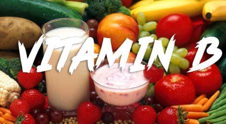 اعراض نقص فيتامين ب وأهميته للجسم وأهم الأطعمة الغنية به