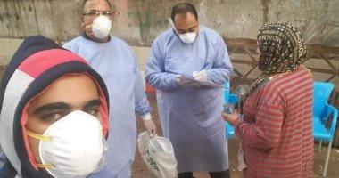 مديرية الصحة بالغربية تنفى شائعة وفاة إحدى المصابات بفيروس كورونا بقرية الهياتم