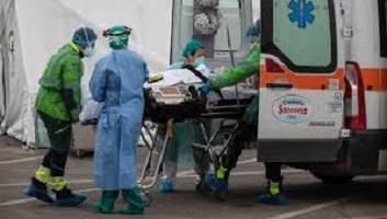 ارتفاع وفيات كورونا في بريطانيا إلى 9594 بعد وفاة 657 شخصا