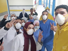 مديرة مستشفى العجمى: خروج 20 حالة حتى الآن بعد تعافيهم من فيروس كورونا