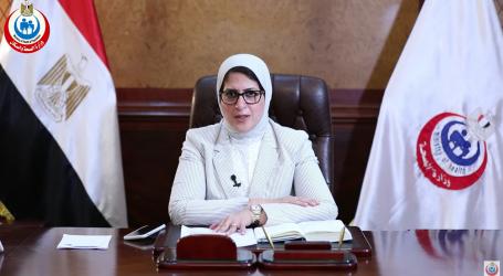 وزيرة الصحة توجه الشكر للشركة المتحدة للخدمات الإعلامية لدعمها جيش مصر الأبيض