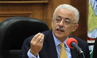 طارق شوقي : في حالة إغلاق المدارس سيظل الطالب في نفس العام