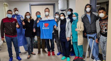 الصحفى الأمريكى بعد تعافيه من فيروس كورونا: أحب️ مصر وسأعود إليها يوما ما