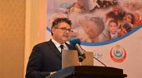 ممثل منظمة يونيسف في مصر يشكر وزارة الصحة على جهودها في مواجهة فيروس كورونا