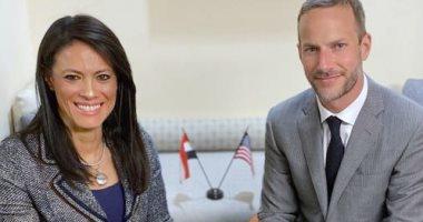 وزيرة التعاون الدولى تعقد عدة لقاءات مع المؤسسات الأمريكية العاملة فى التنمية