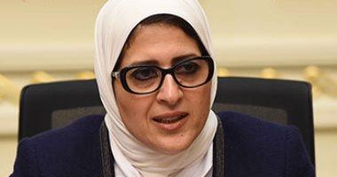 وزيرة الصحة: التعاقد على كواشف طبية لتشخيص الاصابات بفيروس كورونا