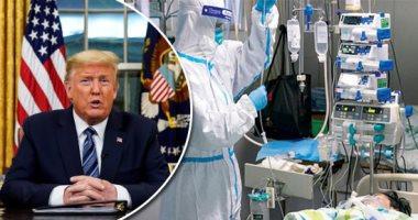 ترامب: بكين قدمت معلومات خاطئة أن جيشنا هو من وضع الفيروس في الصين