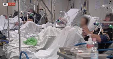 619 حالة وفاة في أسبانيا بفيروس كورونا و 4167 إصابة خلال 24 ساعة