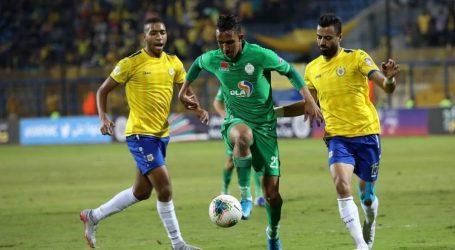 لقاء الإسماعيلي والرجاء المغربي في البطولة العربية بدون جمهور بسبب كورونا