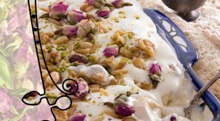 طريقة عمل ليالي لبنان بالموز من مطبخ الشيف آسيا