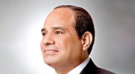 السيسى: لا حل لأزمة لبنان إلا عن طريق تلبية المطالب المشروعة للشعب اللبنانى
