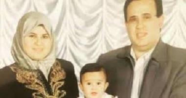 كورونا يصيب زوجة الطبيب الشهيد أحمد اللواح وابنته