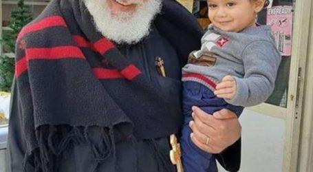إصابة القمص صرابامون مترى وكيل كاتدرائية العذراء فى دمياط بفيروس كورونا