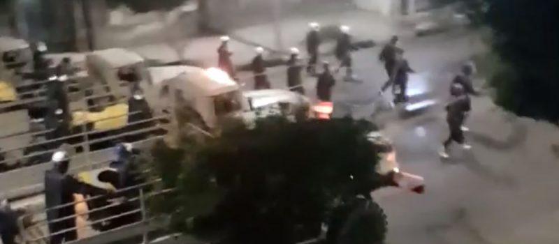 أول فيديو لنزول القوات المسلحة لتعقيم الشوارع بمحافظة الإسكندرية (فيديو)