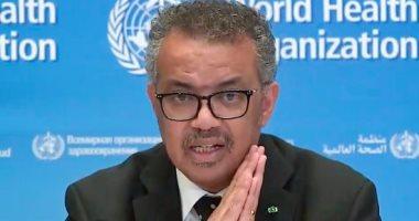 مدير منظمة الصحة العالمية يشكر الرئيس السيسى على جهوده فى التصدى لكورونا