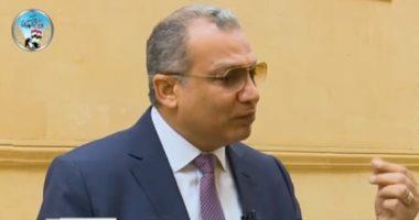 رئيس صندوق تطوير العشوائيات: تنفيذ 35% من مشروع مثلث ماسبيرو
