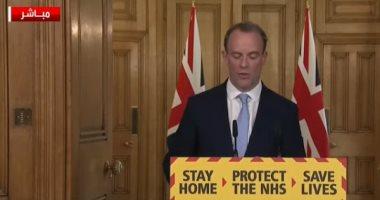 وزير الخارجية البريطانى: بوريس جونسون سيواصل مهام منصبه من المستشفى