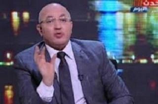"""سيد علي: ظهور الرئيس """"السيسي"""" اليوم بهذا الثبات وبهذه النبره الهادئة الواثقة تدل علي أن مصر ستكون ( أميرة الأميرات )"""