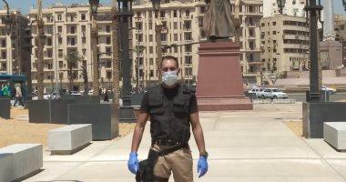 وزير التنمية المحلية يعلن تسلم شركة أمن أعمال تطوير ميدان التحرير