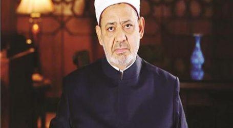 شيخ الأزهر: الإساءة للرسول محمد ليست حرية رأى بل دعوة صريحة للكراهية والعنف