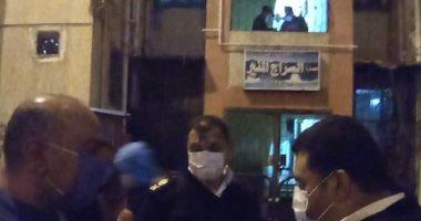 عزل عمارتين فى منطقة زمزم ببورسعيد بعد اكتشاف حالتى إصابة بكورونا