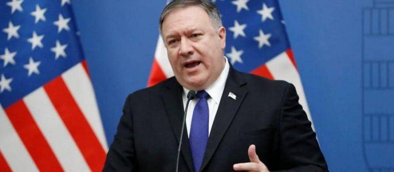 بومبيو: أمريكا قد تعيد النظر في عقوبات إيران في ضوء تفشي كورونا