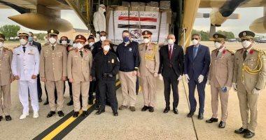 مجلس الأمن القومى الأمريكى يشكر السيسى والشعب المصرى على الإمدادات الطبية