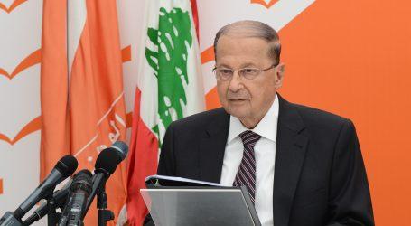 """عون : من المستحيل أن يكون انفجار المرفأ سببه أسلحة لـ """" حزب الله """""""