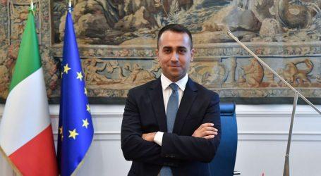 وزير الخارجية الإيطالي يشكر مصر على دعمها للشعب الإيطالي