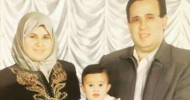 بعد إصابة ابنتها .. إصابة زوجة الشهيد اللواح بكورونا ونقلها لمستشفى الحجر