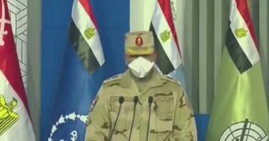 رئيس هيئة الإمداد بالقوات المسلحة يستعرض جهود مواجهة تداعيات فيروس كورونا