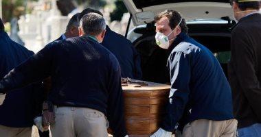 عمدة نيويورك: 783 حالة وفاة جديدة بإجمالي 8627 وفاة بفيروس كورونا