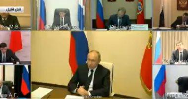 بوتين: انتشار كورونا يسير للأسوأ قد نضطر للاستعانة بوزارة الدفاع لمواجهته