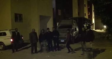 دوريات أمنية فى شوارع الإسكندرية للتأكد من تنفيذ حظر التجوال