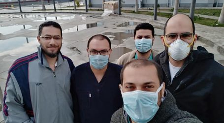 خروج 14متعافيا من كورونا تلقوا العلاج بمستشفى أبو خليفة للحجر الصحى