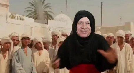 مواقع التواصل الإجتماعي تسخر من أردوغان وتميم