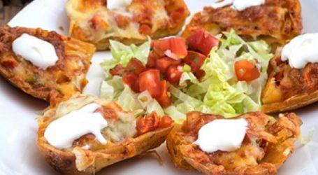 تعرفي على طريقة عمل البطاطس المشوية من المطبخ المكسيكي
