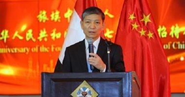 السفير الصينى بالقاهرة يؤكد على عمق العلاقات الاستراتيجية مع مصر